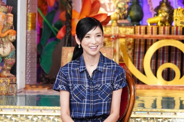 21日放送『今夜くらべてみました』に出演する黒木瞳 (C)日本テレビの画像