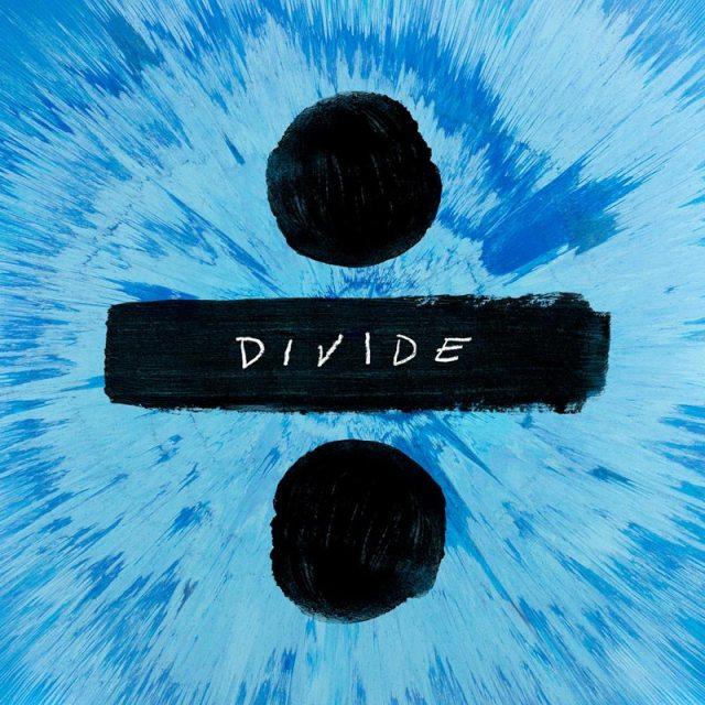 エド・シーラン「Shape of You」※ジャケット写真は「Shape of You」を収録したアルバム『÷(ディバイド)』のものの画像