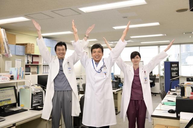 勝村政信主演『ドクターY』第6弾決定 (C)テレビ朝日の画像