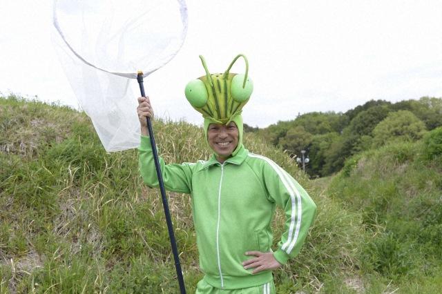 カマキリ先生(C)NHKの画像