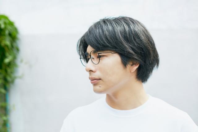 新作EP『遠近法』をリリースした須澤紀信の画像