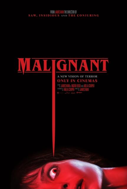 ジェームズ・ワンによる完全オリジナルストーリー&監督作品となる最新作『マリグナント 狂暴な悪夢』11月12日公開決定 (C)2021 Warner Bros. Entertainment Inc. All Rights Reservedの画像