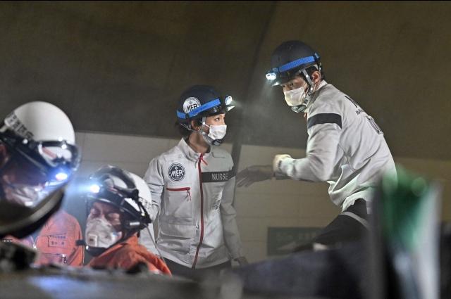 『TOKYO MER~走る緊急救命室~』第4話の場面カット (C)TBSの画像