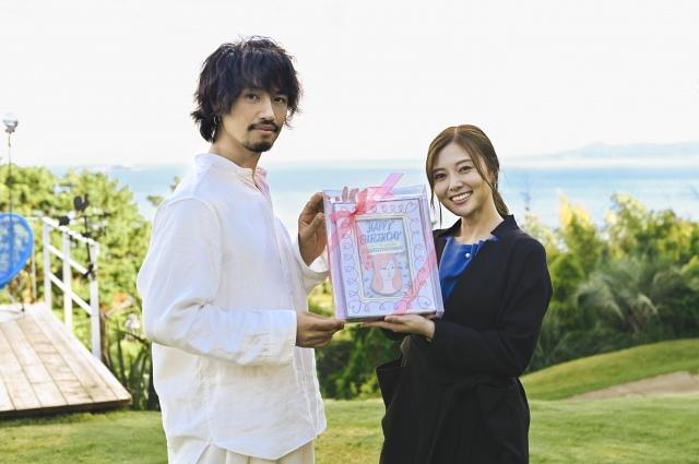 8月20日は金曜ナイトドラマ『漂着者』出演中の白石麻衣の誕生日、29歳に(C)テレビ朝日の画像