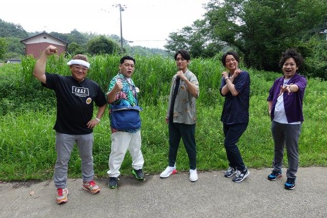 『帰れマンデー見っけ隊!!』の「バスサンド」の出演者たち (C)テレビ朝日の画像