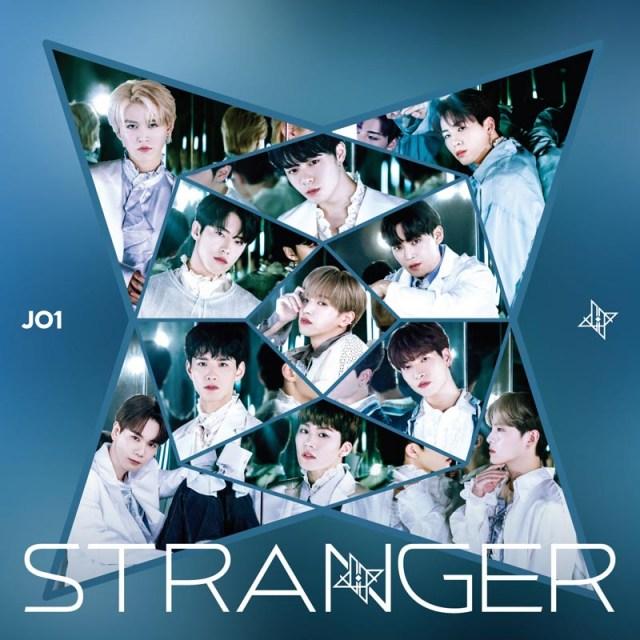 JO1「STRANGER(REAL)」(LAPONE ENTERTAINMENT/8月18日発売)(C)LAPONE ENTERTAINMENTの画像