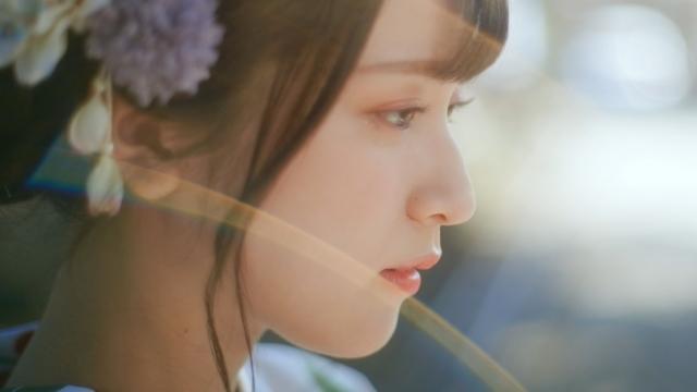 =LOVE 佐々木舞香がセンターを務める「夏祭り恋慕う」MVを公開の画像
