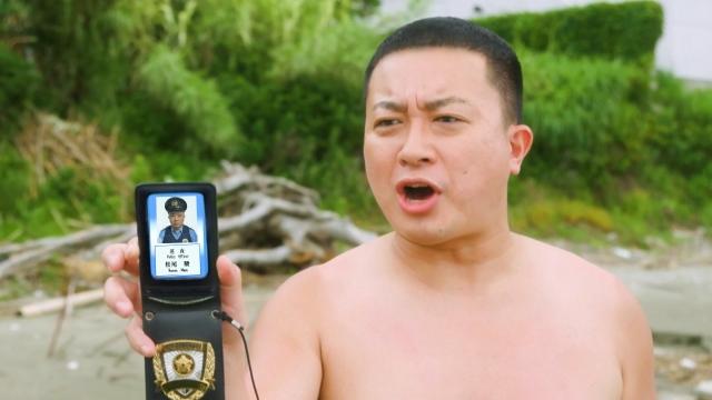 26日放送『THE突破ファイル』に出演するチョコレートプラネット・松尾駿 (C)日本テレビの画像