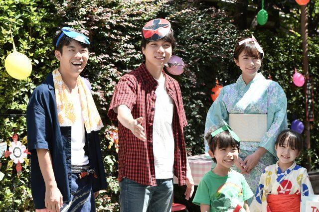 『#家族募集します』第5話の場面カット (C)TBSの画像