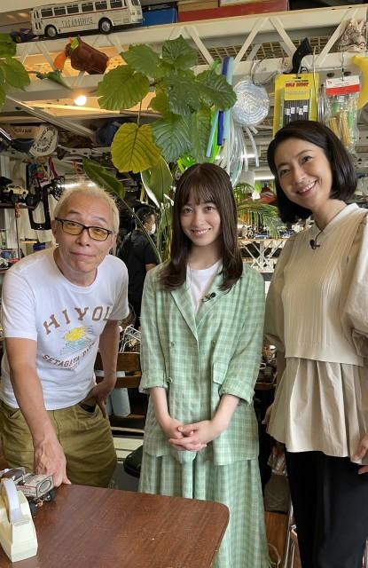 『世界一受けたい授業』で橋本環奈が世田谷ベース初潜入 (C)日本テレビの画像