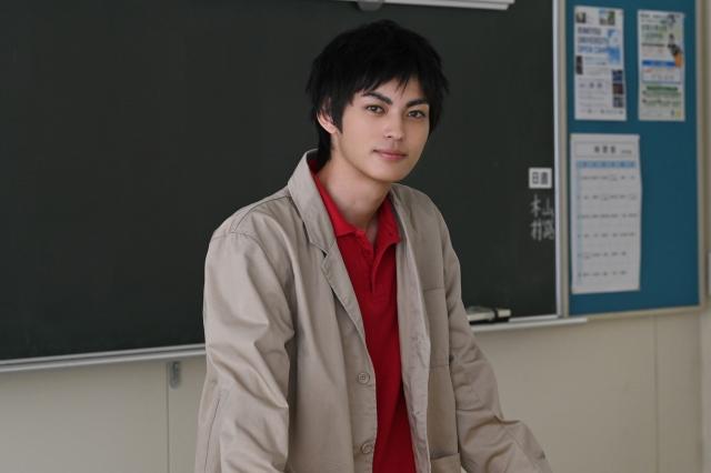 新ドラマ『顔だけ先生』(C)東海テレビの画像