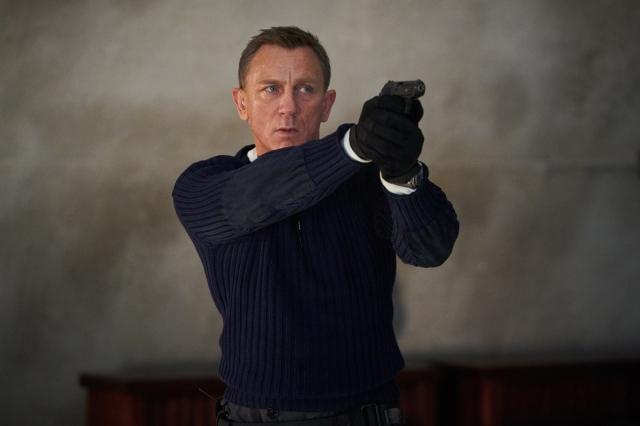 ダニエル・クレイグ、最後のジェームズ・ボンド=映画『007/ノー・タイム・トゥ・ダイ』(11月20日公開) (C)Danjaq, LLC and Metro-Goldwyn-Mayer Studios Inc.All Rights Reserved.の画像