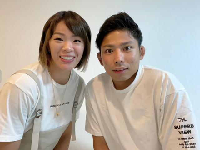 川井梨紗子選手が結婚を発表(写真はTwitterより/事務所許諾済み)の画像