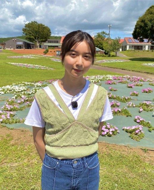 28日放送『ゼロイチ』に出演する上白石萌歌 (C)日本テレビの画像