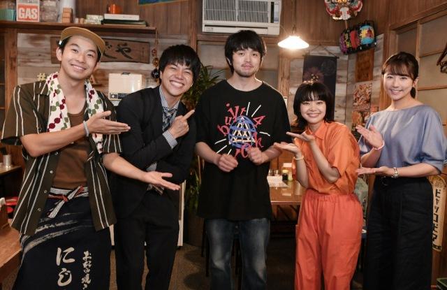 金曜ドラマ『#家族募集します』にKing Gnu・井口理が再び出演 (C)TBSの画像