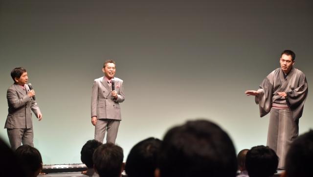 タイタンライブ8月公演の模様 (C)ORICON NewS inc.の画像