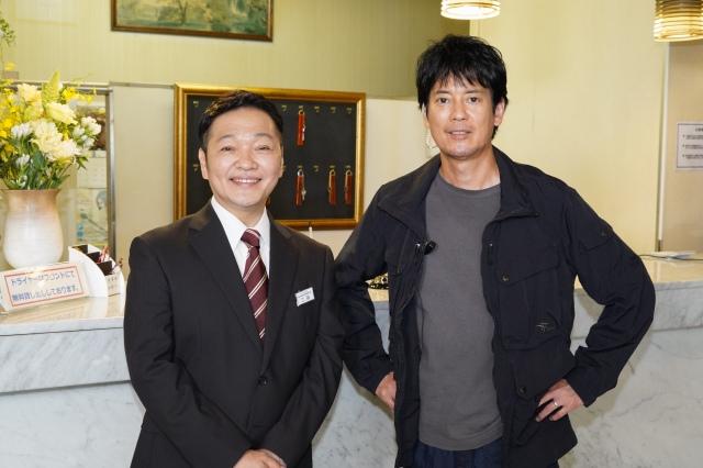『ボイスII 110緊急指令室』第7話に山口勝平が登場 (C)日本テレビの画像