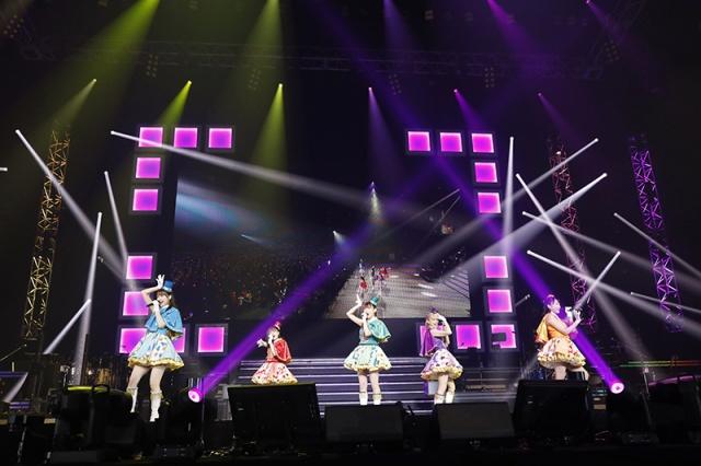 i☆Ris (C)Animelo Summer Live 2021の画像