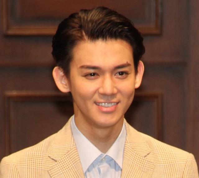 舞台『検察側の証人』取材会に出席したジャニーズWEST・小瀧望 (C)ORICON NewS inc.の画像