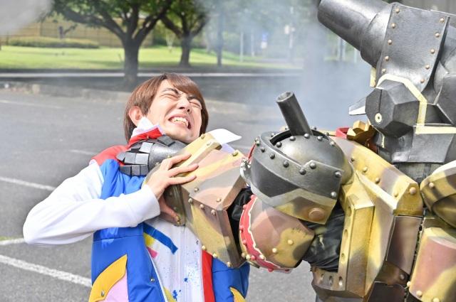 『機界戦隊ゼンカイジャー』第25カイより (C)2021 テレビ朝日・東映AG・東映の画像
