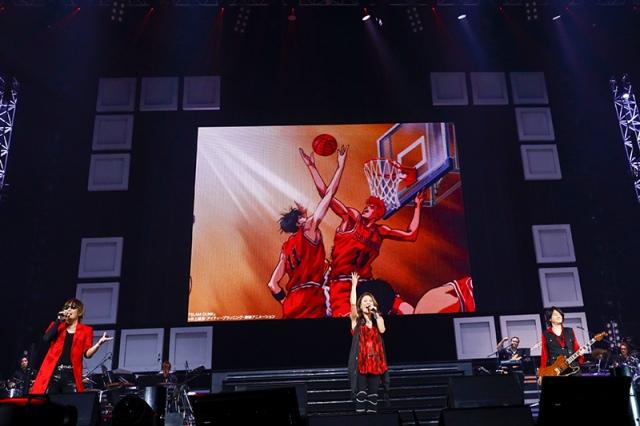 『Animelo Summer Live 2021 -COLORS-』に登場した大黒摩季×GRANRODEO(C)Animelo Summer Live 2021の画像