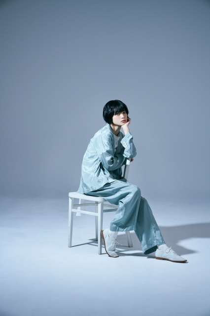 2ndデジタルシングル「かけがえのない世界」の配信リリースが決定した平手友梨奈の画像