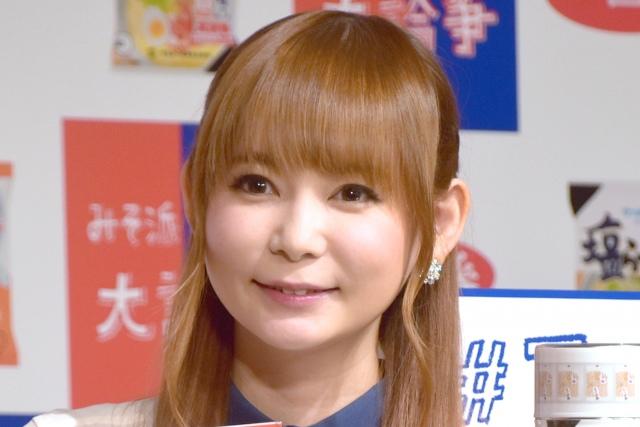 中川翔子 (C)ORICON NewS inc.の画像