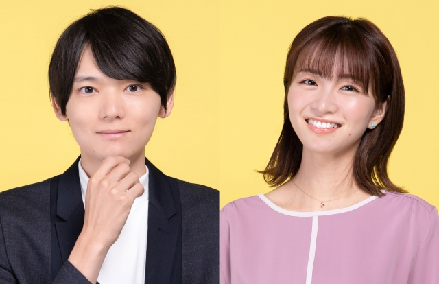 『ごほうびごはん』に出演する(左から)古川雄輝、岡崎紗絵 (C)「ごほうびごはん」製作委員会2021の画像