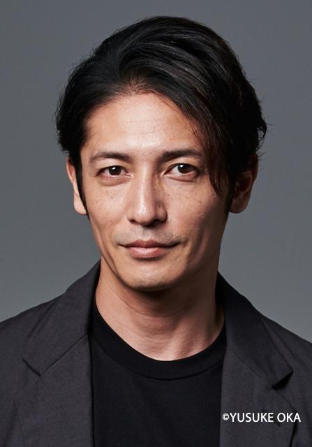 WOWOW『連続ドラマW だから殺せなかった』(2022年放送・配信)主人公の新聞記者を演じる玉木宏の画像