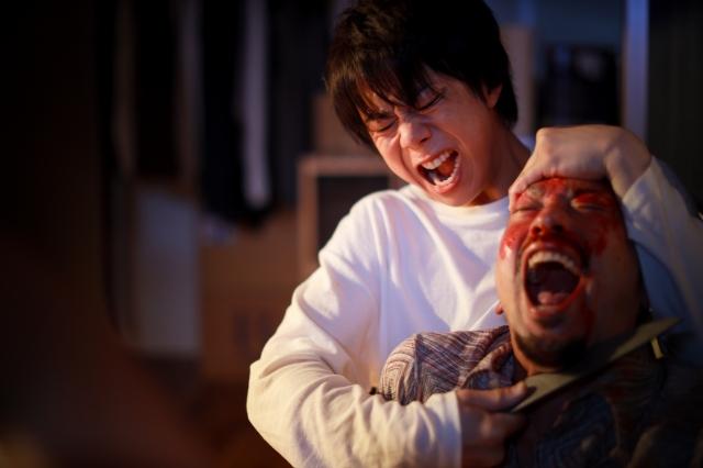 『ただ離婚してないだけ』第8話よりKis-My-Ft2・北山宏光の衝撃シーン(C)テレビ東京の画像