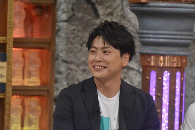9月2日放送『ダウンタウンDX』に出演する三代目 J SOUL BROTHERS・山下健二郎 (C)ytvの画像