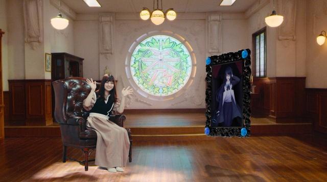 橋本環奈とAdoのスペシャル対談が実現 (C)2021映画『かぐや様は告らせたい ファイナル』製作委員会(C)赤坂アカ/集英社の画像