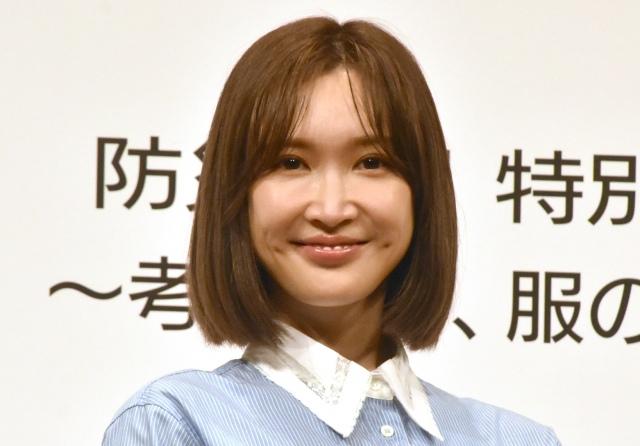 防災の備えについて語った紗栄子 (C)ORICON NewS inc.の画像