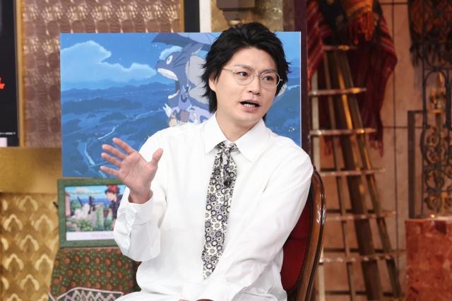 9月1日放送『今夜くらべてみました』に出演するKis-My-Ft2・横尾渉 (C)日本テレビの画像