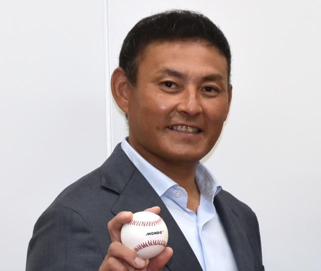 東京五輪の野球金メダルに「正直うらやましい」と語った川上憲伸 (C)ORICON NewS inc.の画像