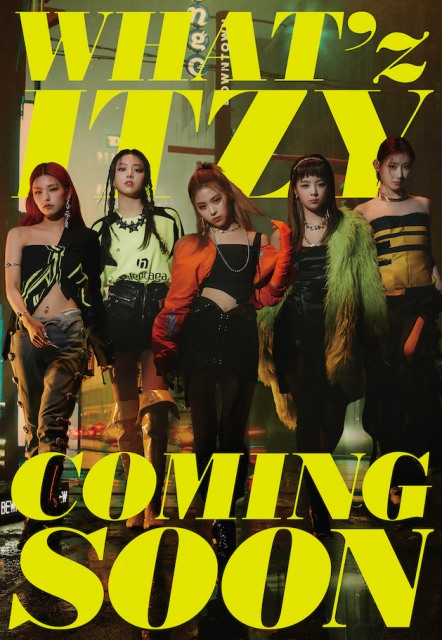 TWICE妹分の5人組グローバルガールズグループ・ITZYが日本デビュー決定の画像