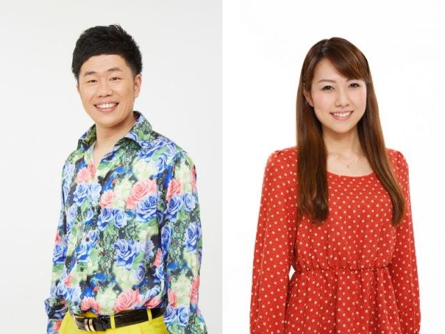 (左から)吉田裕、前田真希 出典: 吉本興業の画像