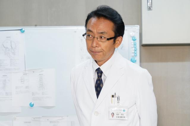 『ボイスII 110 緊急指令室』第7話から出演する福澤朗 (C)日本テレビの画像