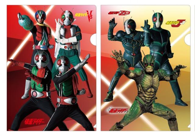 くら寿司と仮面ライダーがコラボ 限定デザイングッズが登場の画像