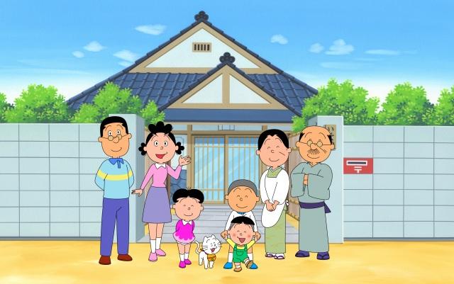アニメ『サザエさん』再び舞台化、来年1月に新作公演の画像