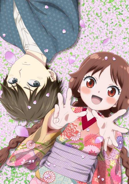 アニメ『大正オトメ御伽話』10月8日放送開始の画像
