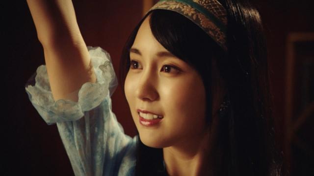 乃木坂46 28thシングル「君に叱られた」センターを務める賀喜遥香の画像