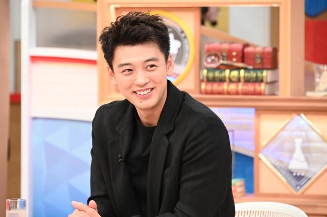 4日放送の『世界一受けたい授業』に出演する竹内涼真(C)日本テレビの画像