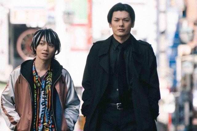 崎山つばさ主演、映画『クロガラス3』(9月3日公開) (C)エイベックス・ピクチャーズの画像