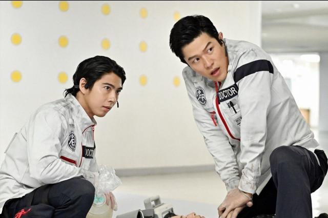 『TOKYO MER~走る緊急救命室~』(C)TBSの画像