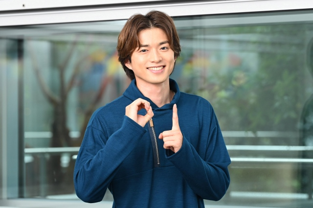 『ゼロイチ』9月のゼロイチ推しで登場する白洲迅 (C)日本テレビの画像