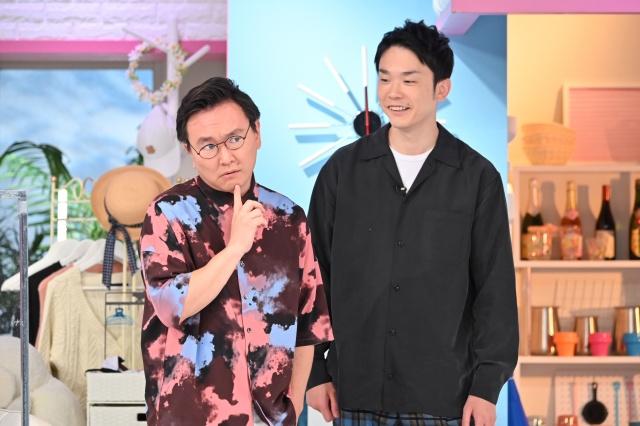 テレビ朝日系『あざとくて何が悪いの?』に出演するかまいたち (C)テレビ朝日の画像