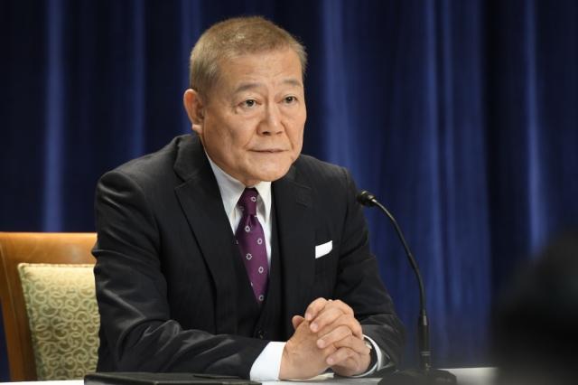 『日本沈没―希望のひと―』に出演する國村隼 (C)TBSの画像