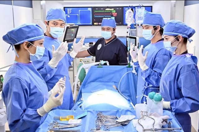 『TOKYO MER~走る緊急救命室~』第10話の場面カット (C)TBSの画像