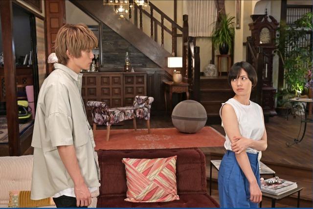 『プロミス・シンデレラ』第9話の場面カット(C)TBSの画像